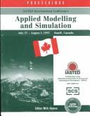 Download Applied Modelling and Simulation