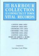 Download Barbour Collection of Connecticut Town Vital Records