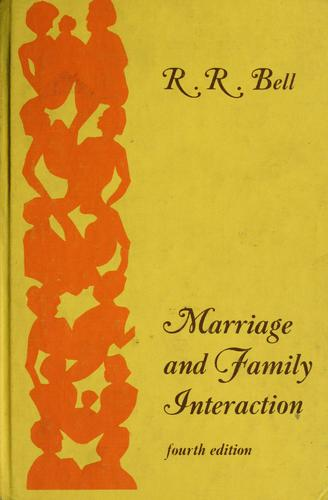 Download Marriage and family interaction