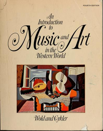 Download An introduction to music and art in the Western World