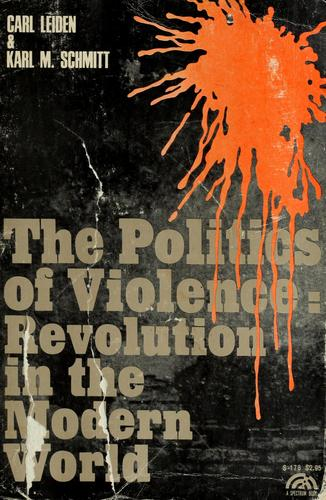 The politics of violence