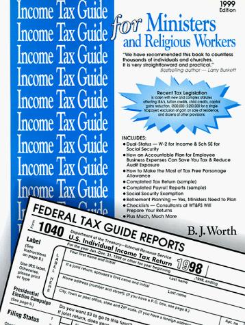 Download Income Tax Guide for Ministers