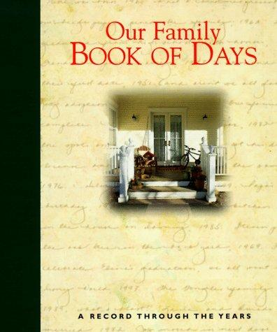 Download Our Family Book of Days