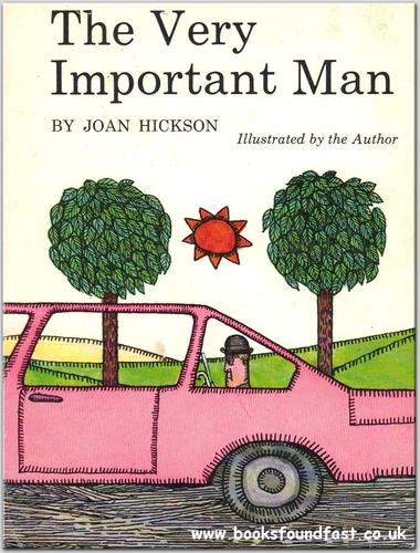 The very important man by Joan Hickson