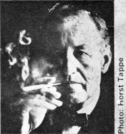 Photo of Ian Fleming