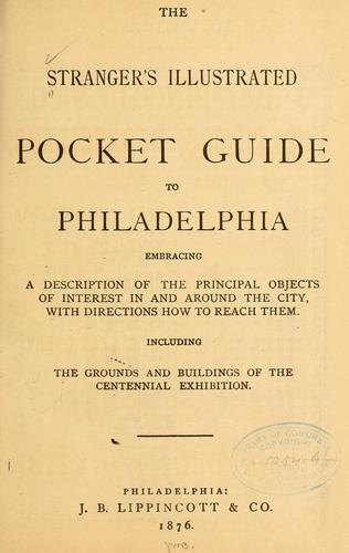 The stranger's illustrated pocket guide to Philadelphia by