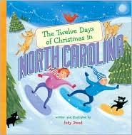 The twelve days of Christmas in North Carolina by Judy Stead