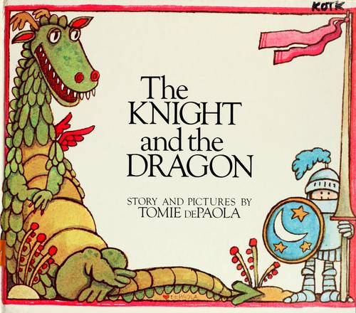 The knight and the dragon by Jean Little