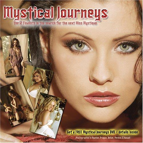 Mystique's Mystical Journeys 2006 Calendar w/ free DVD coupon by Mystique Magazine