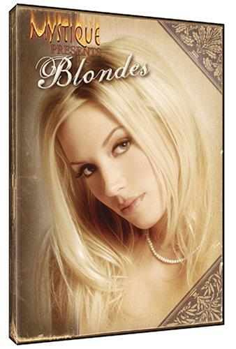 Mystique Blondes Photo Book by Mystique Magazine